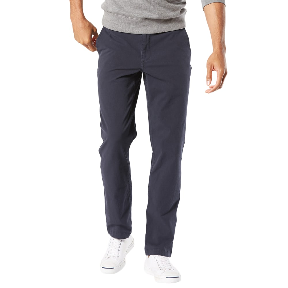 Dockers Men's Downtime Khaki Slim Tapered Pants