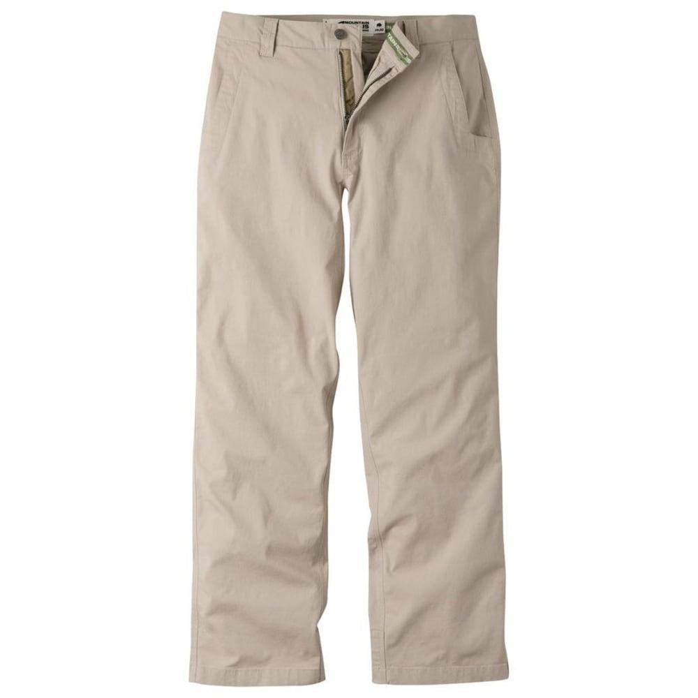MOUNTAIN KHAKIS Men's All Mountain Pants 34/32