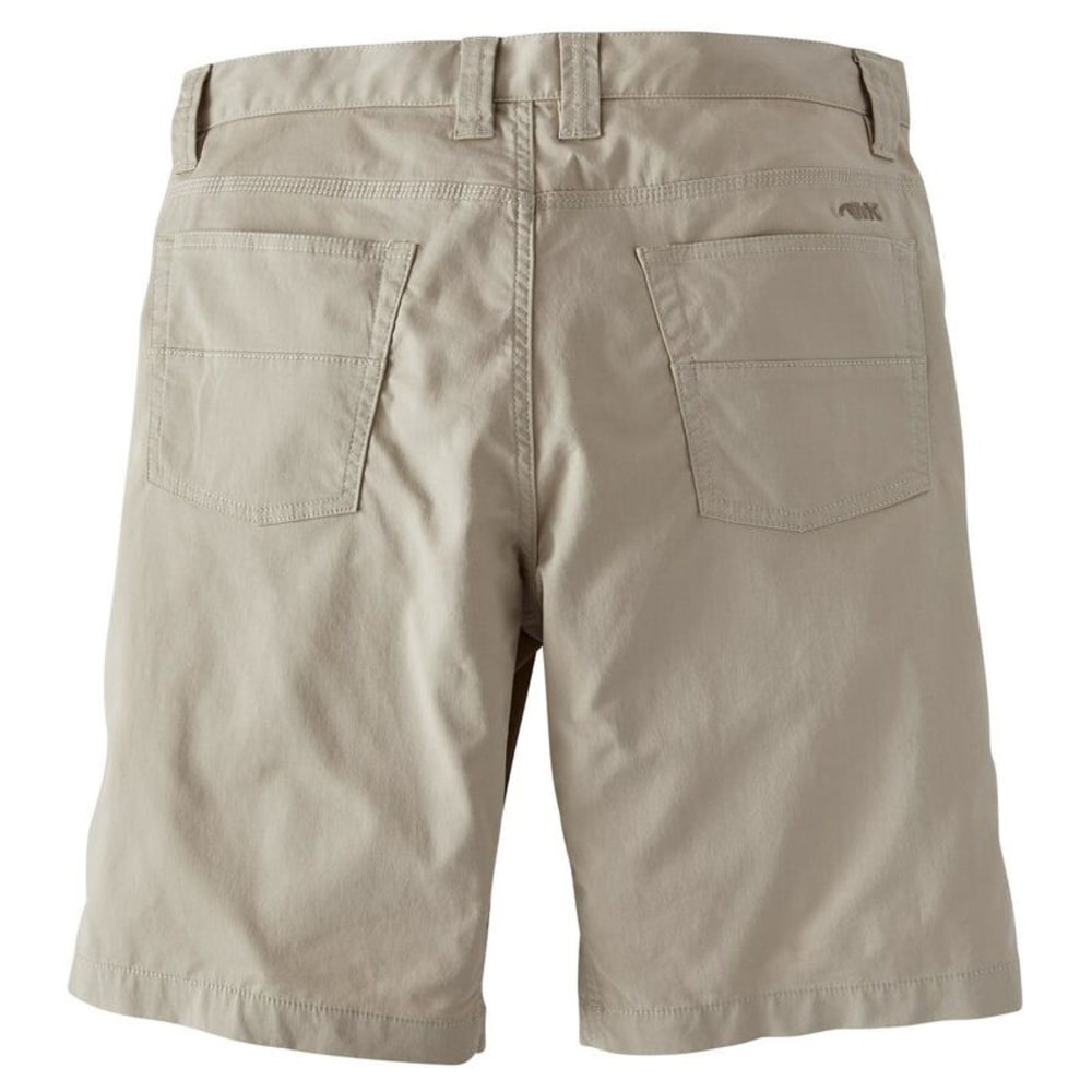 MOUNTAIN KHAKIS Men's LoDo Slim-Fit Short - 129-FREESTONE