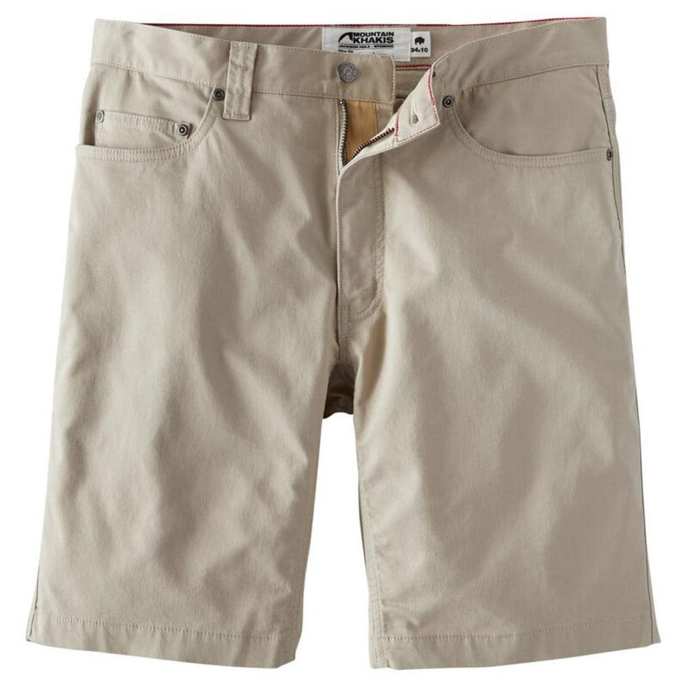 MOUNTAIN KHAKIS Men's LoDo Slim-Fit Short 30