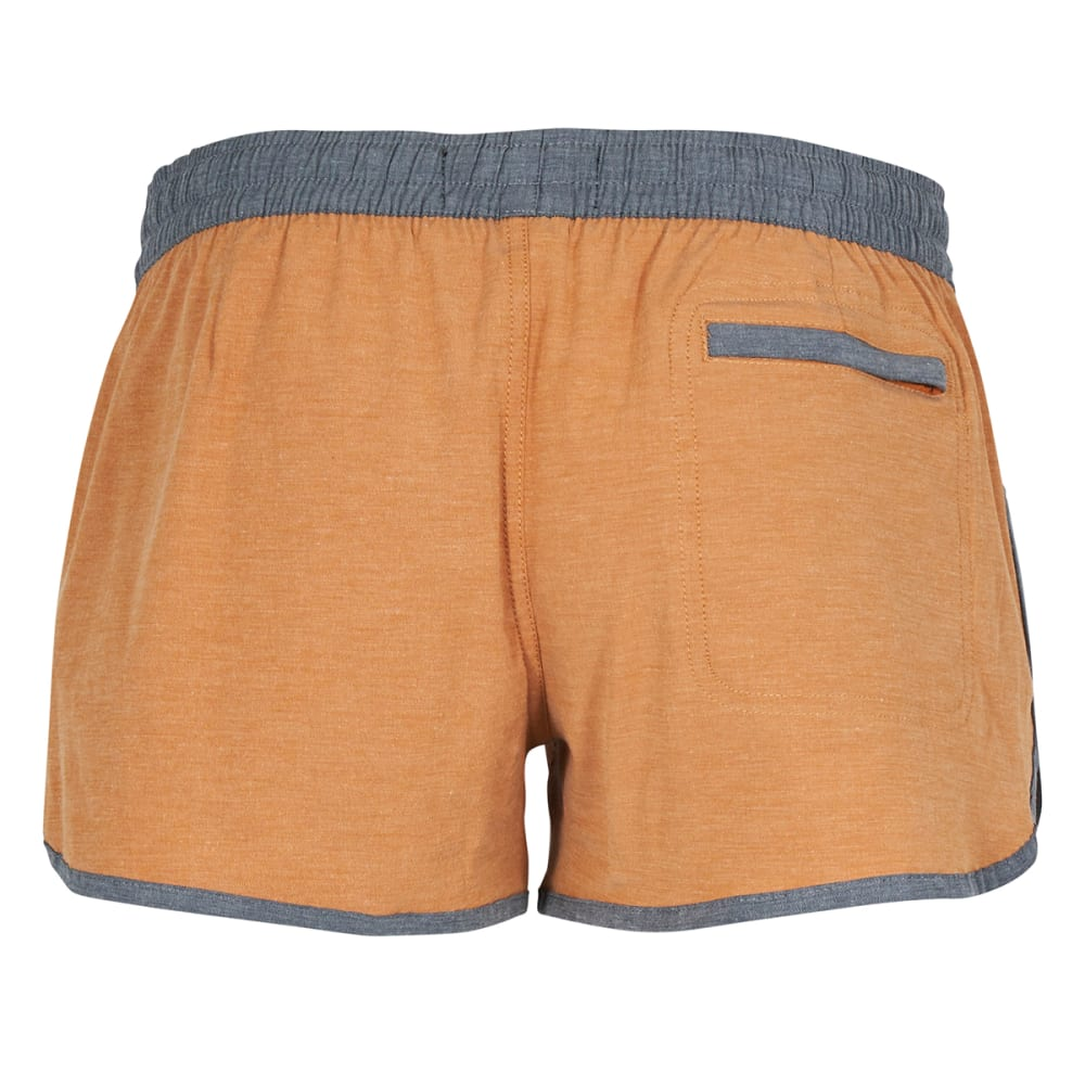 UNITED BY BLUE Women's Classic Boardshort - HARVEST GOLD