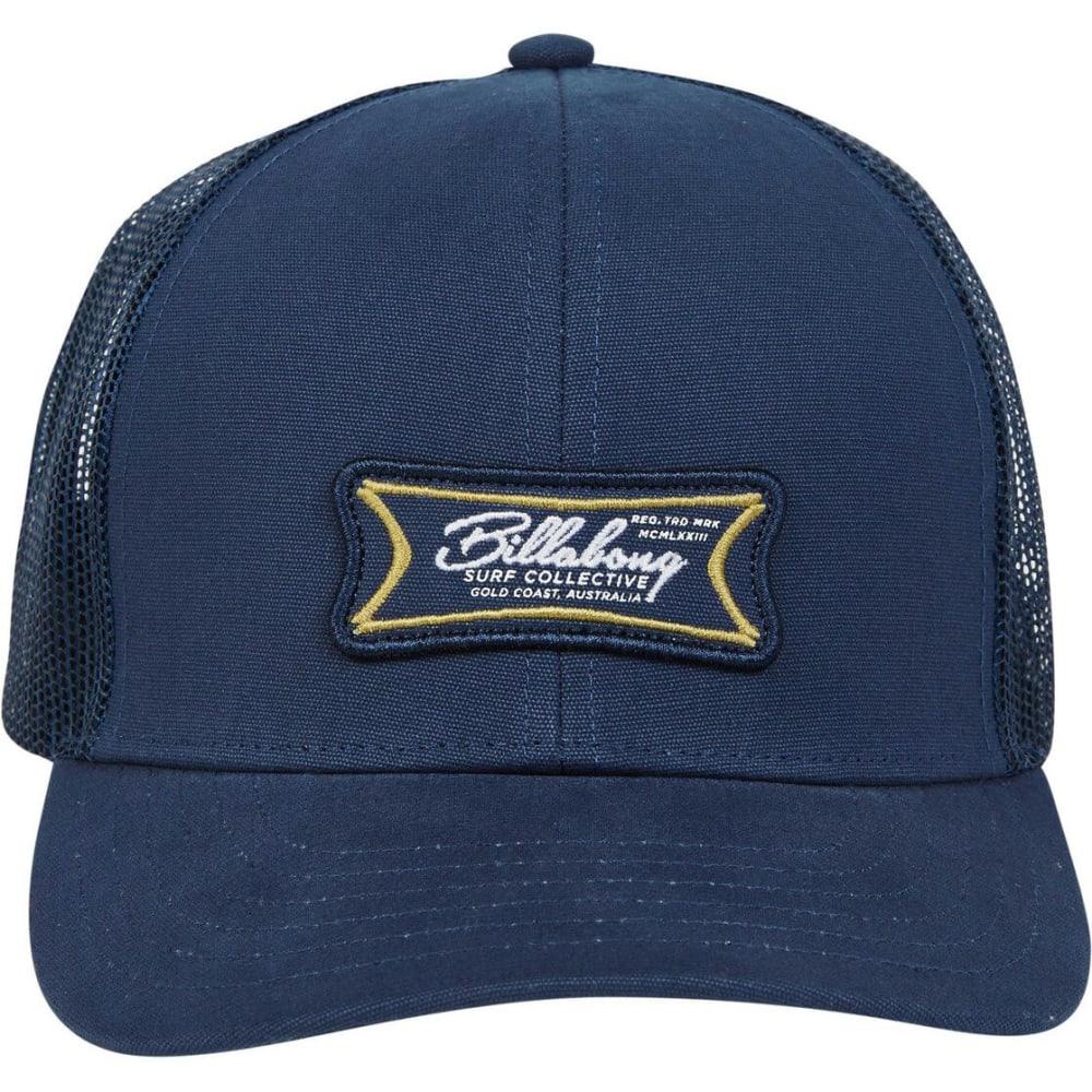 BILLABONG Guys' Walled Trucker Hat - SLB-SLATE BLUE