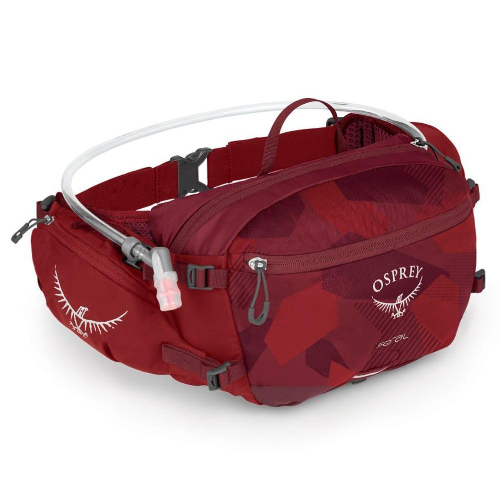 OSPREY Seral 1.5 Liter Reservoir Pack - MOLTEN RED