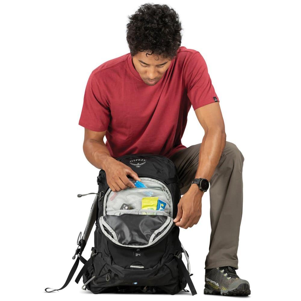 OSPREY Men's Manta 34 Pack - BLACK