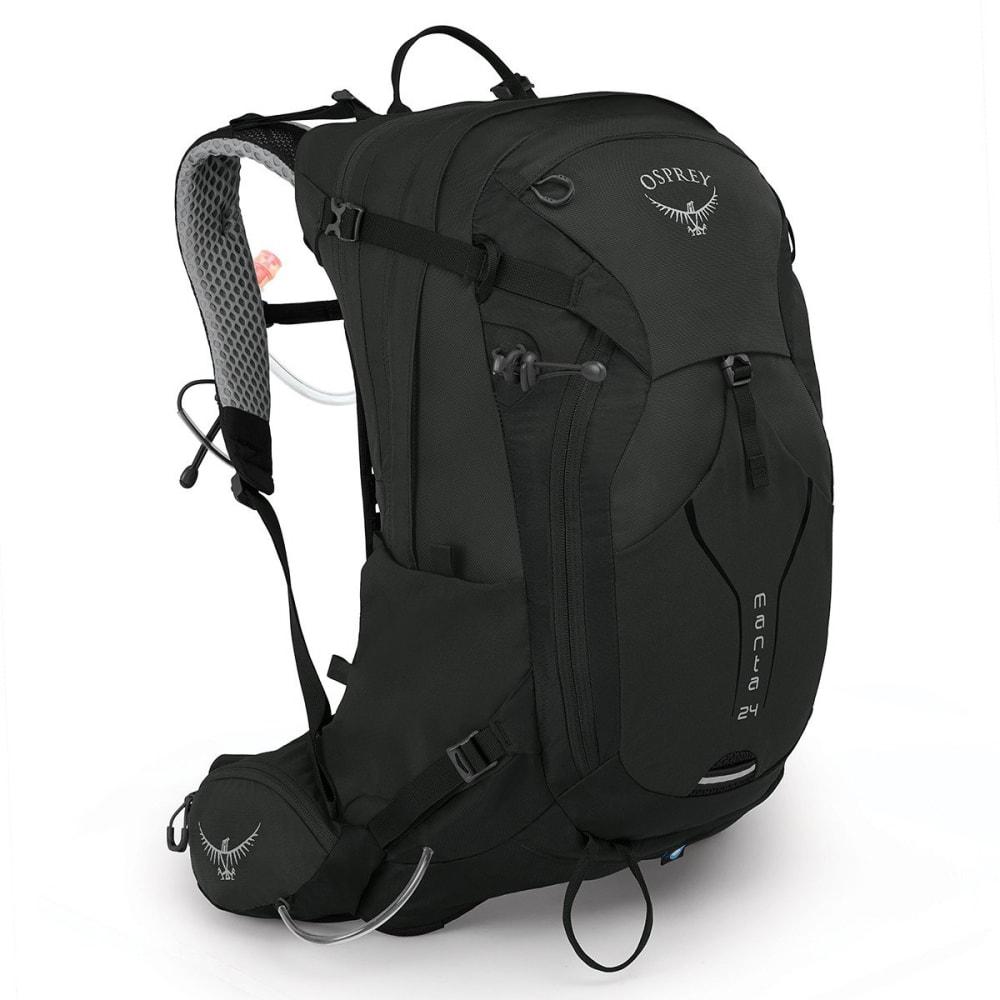 OSPREY Men's Manta 24 Pack - BLACK
