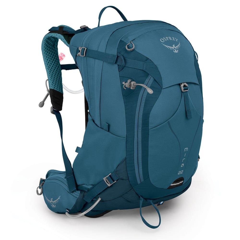 OSPREY Women's Mira 22 Pack - BAHIA BLUE
