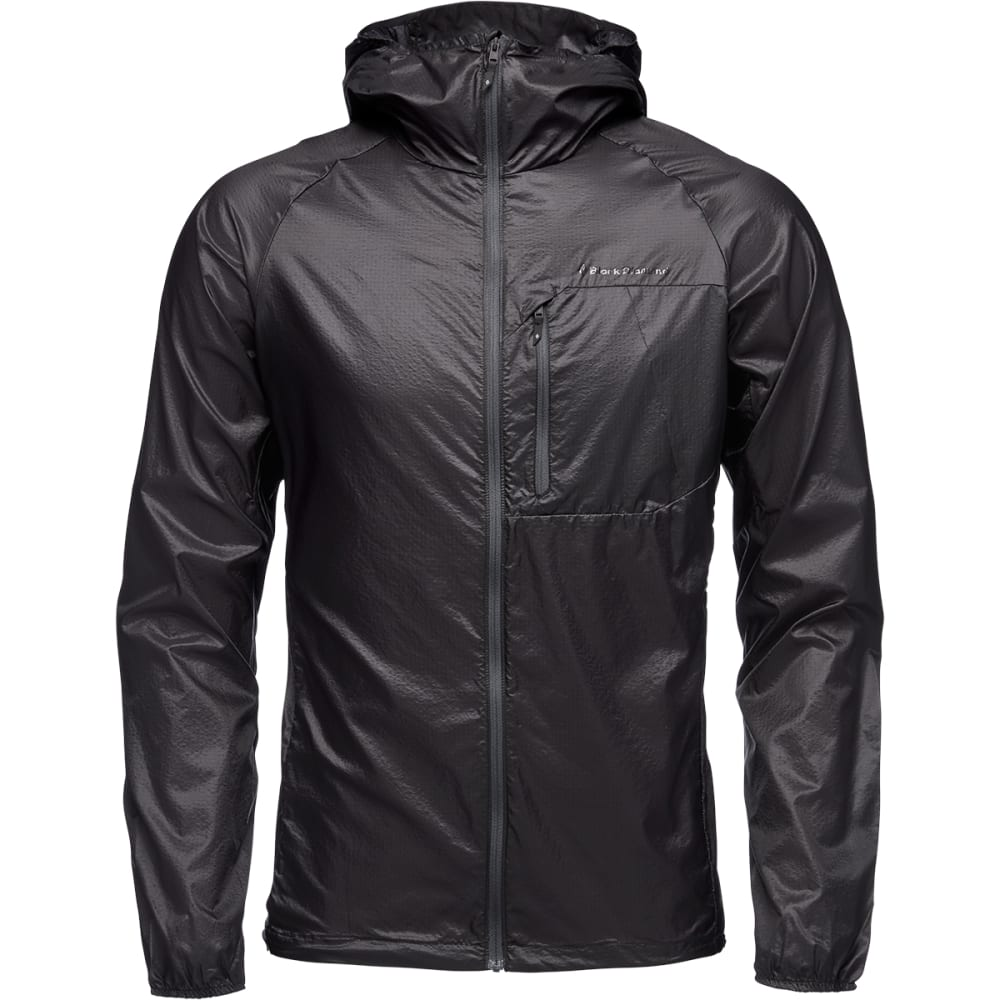 BLACK DIAMOND Men's Distance Wind Shell Jacket XL