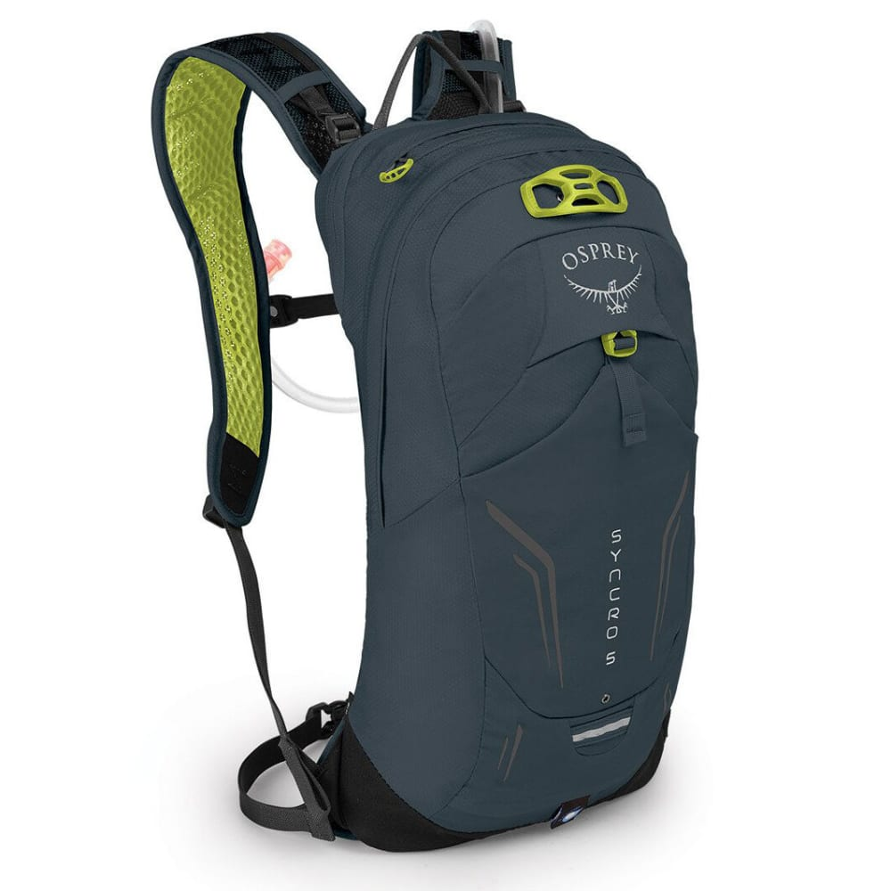OSPREY Men's Syncro 5 Hydration Pack - WOLF GREY