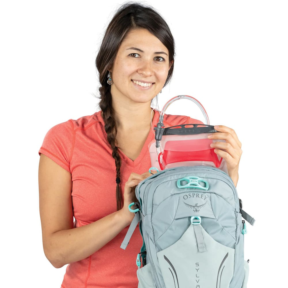 OSPREY Women's Sylva 5 Hydration Pack - DOWNDRAFT GREY