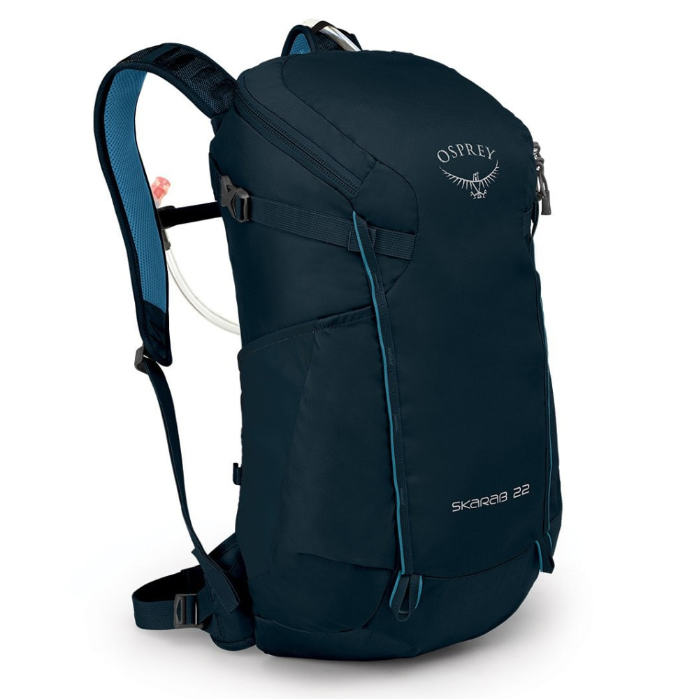 OSPREY Men's Skarab 22 Pack - DEEP BLUE