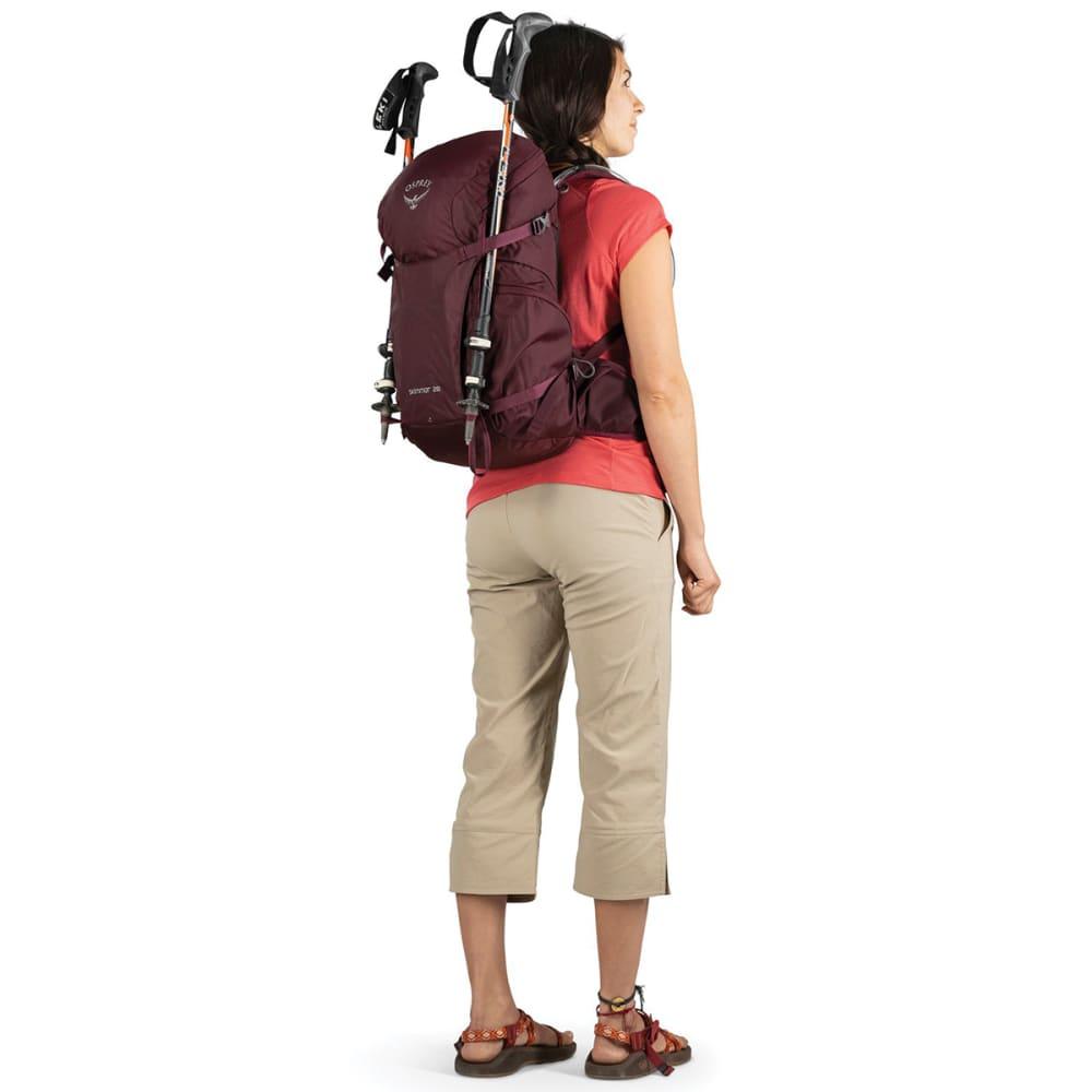 OSPREY Women's Skimmer 20 Pack - PLUM RED