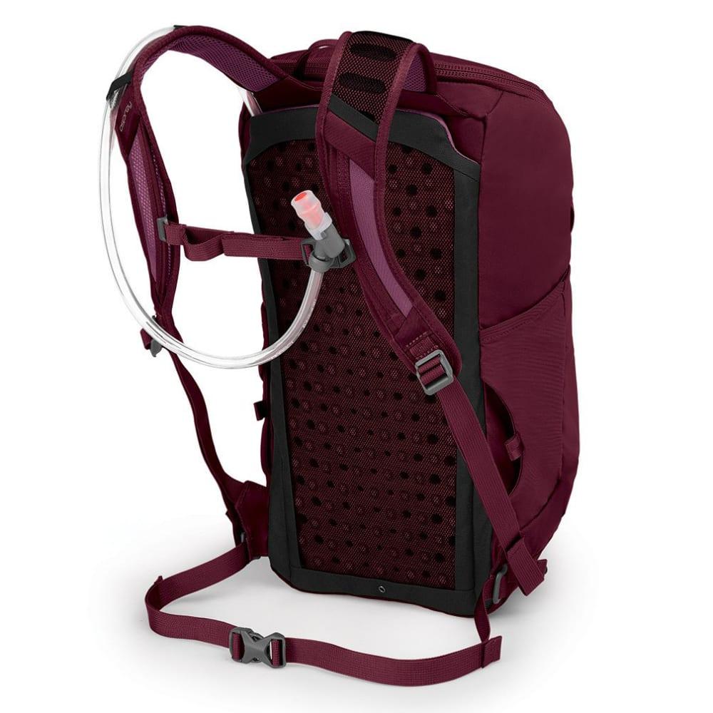 OSPREY Women's Skimmer 16 Pack - PLUM RED