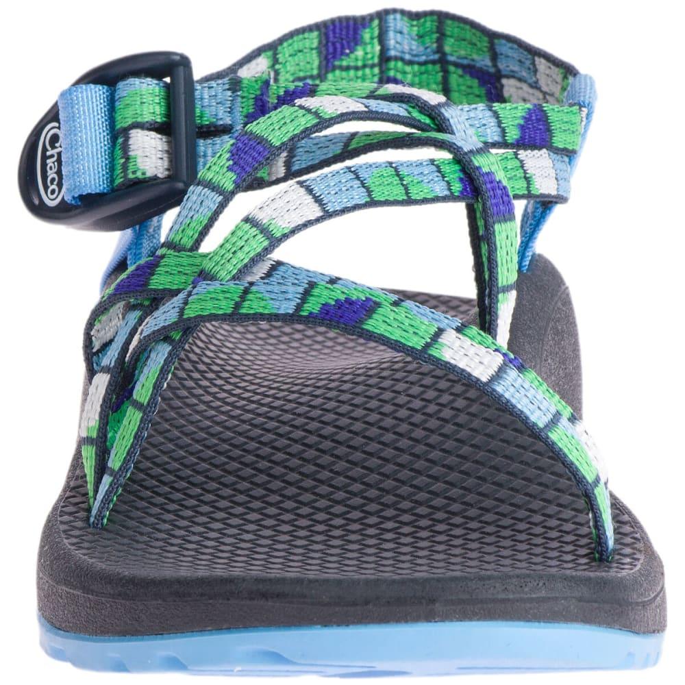 CHACO Women's Z/Cloud X Sandals - BERAK SHAMROCK