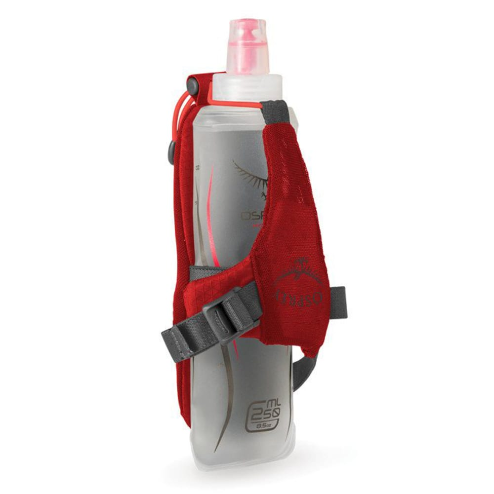 OSPREY Duro Handheld Hydration Bottle - PHOENIX RED