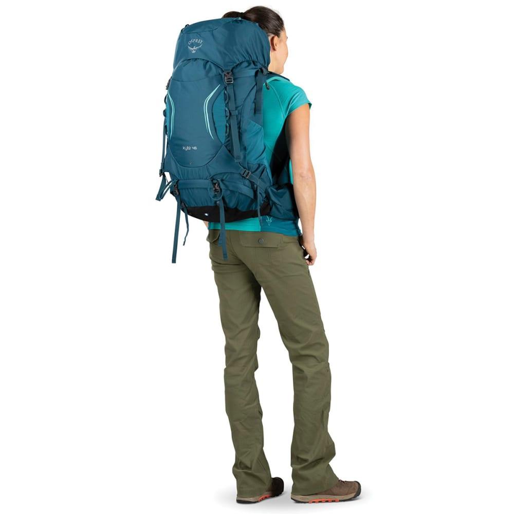OSPREY Women's Kyte 46 Pack - ICELAND GREEN