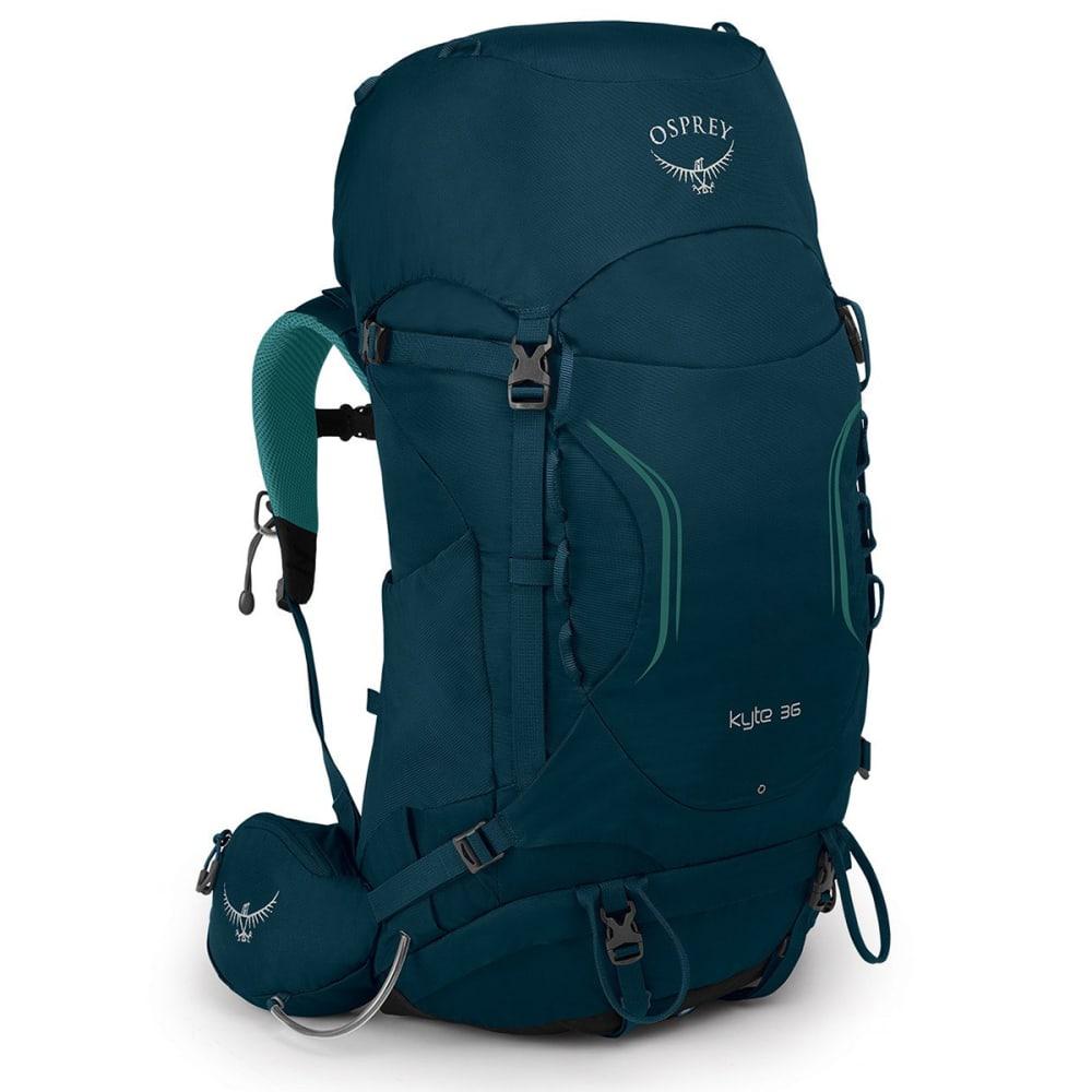 OSPREY Women's Kyte 36 Pack - ICELAND GREEN