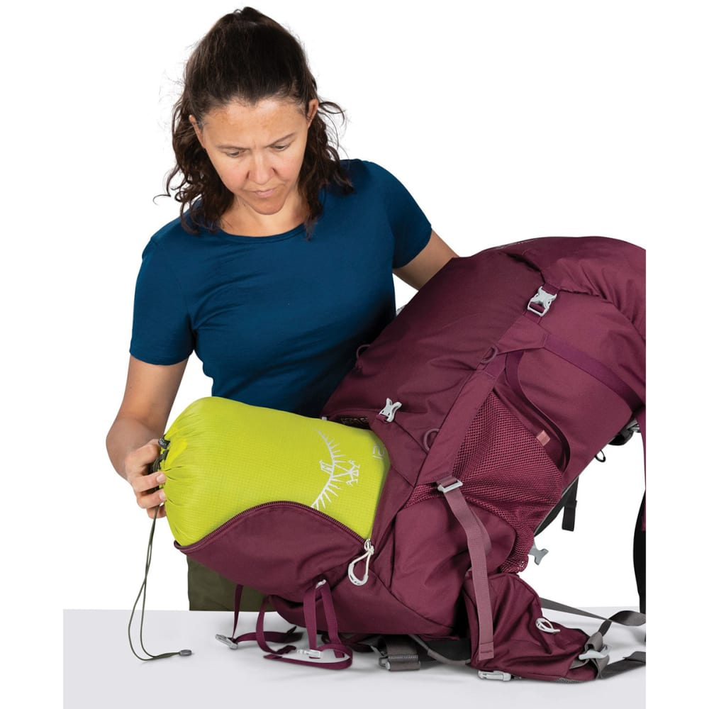 OSPREY Women's Renn 65 Pack - AURORA PURPLE