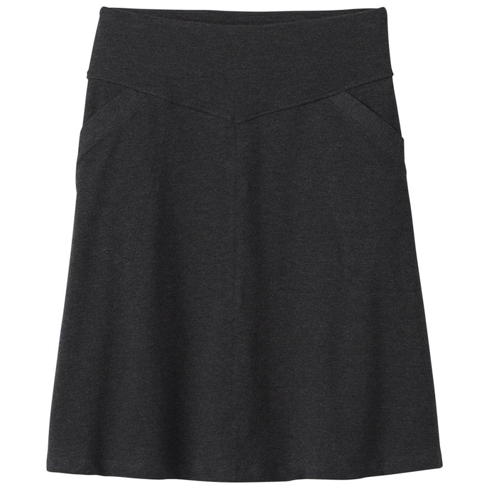 PRANA Women's Adella Skirt - BLACK