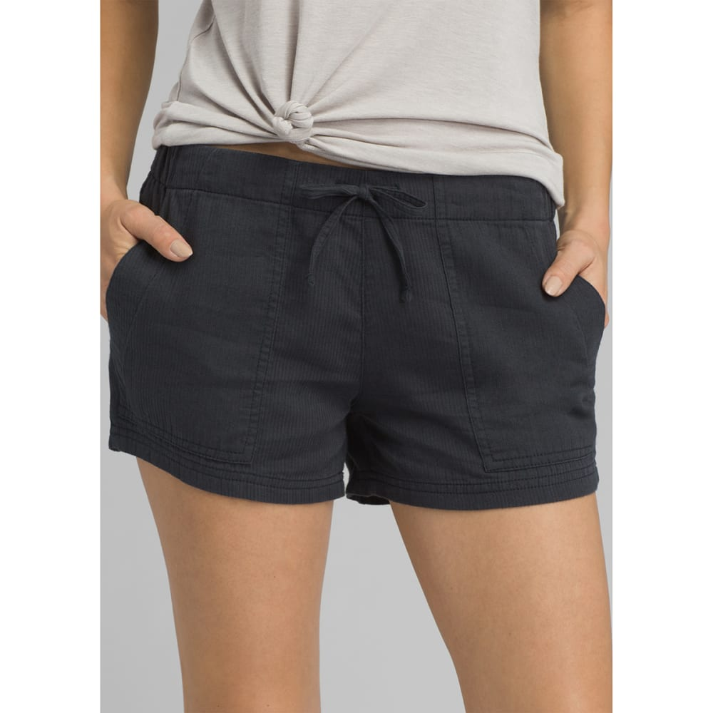 PRANA Women's Milango Shorts - COAL