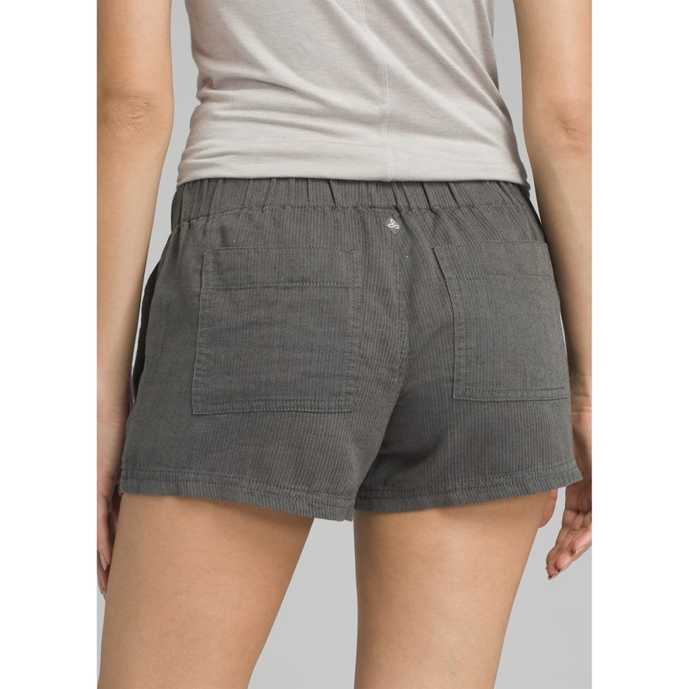 PRANA Women's Milango Shorts - ALOE