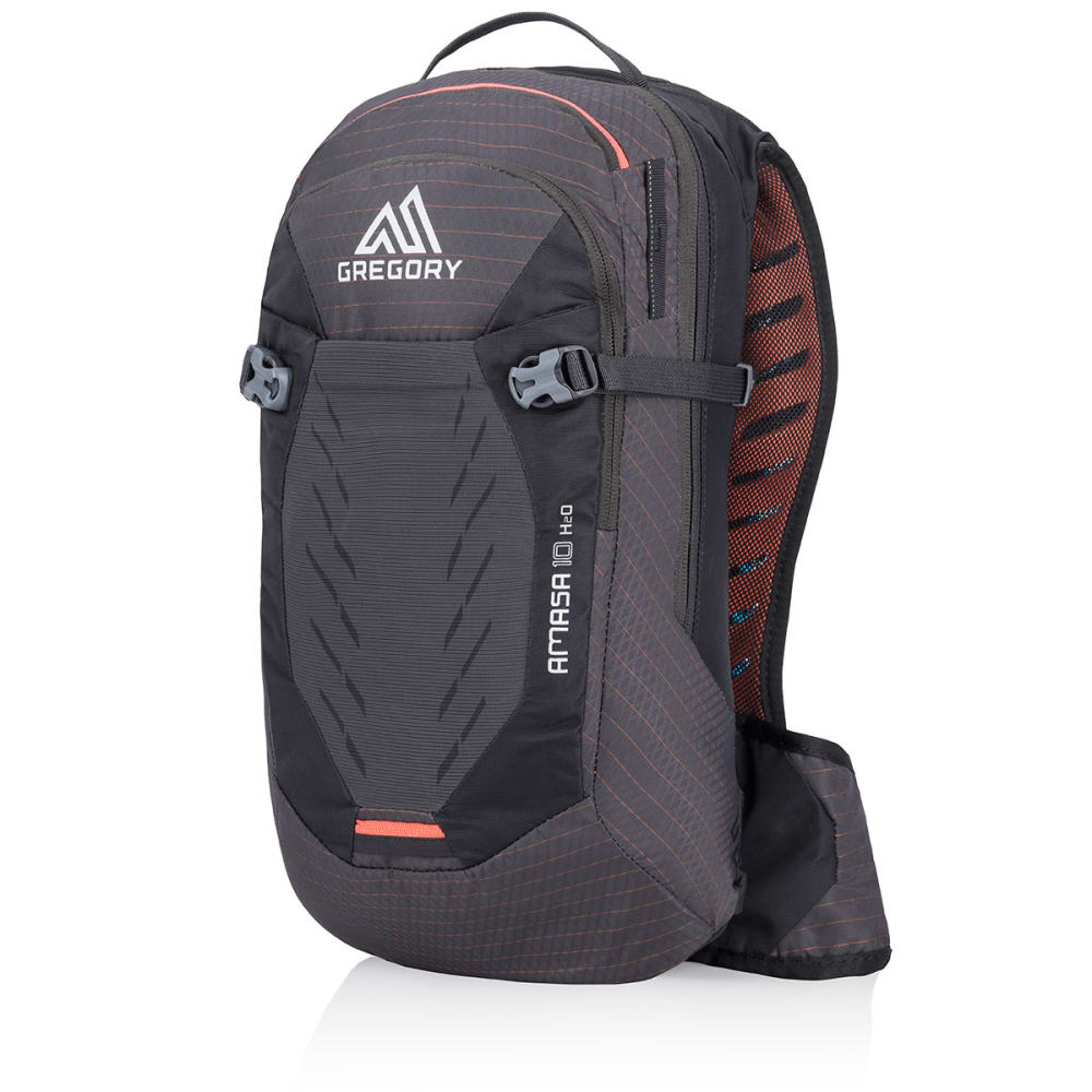 GREGORY Amasa 10 Pack - CORAL BLACK