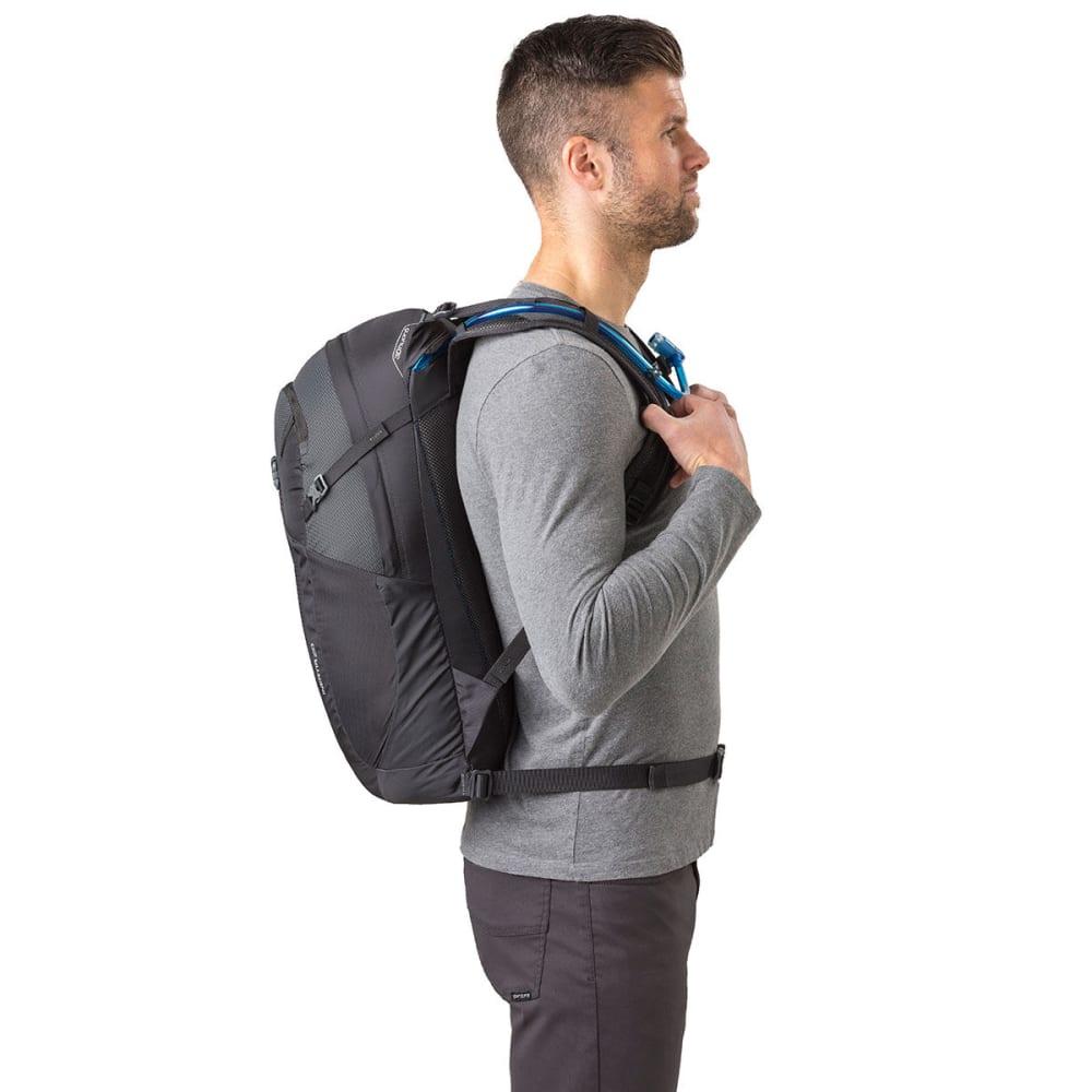 GREGORY Inertia 15 Pack - SHADOW BLACK