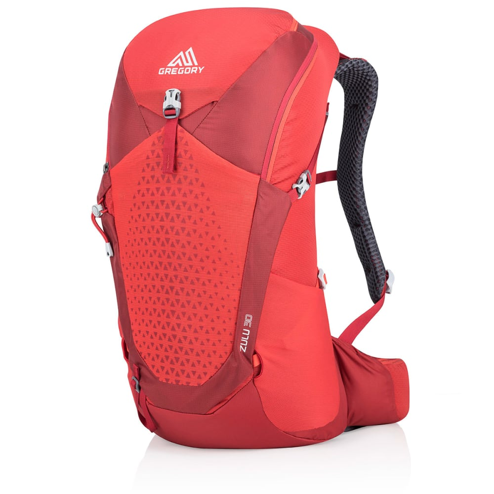 GREGORY Zulu 30 Pack - FIERY RED