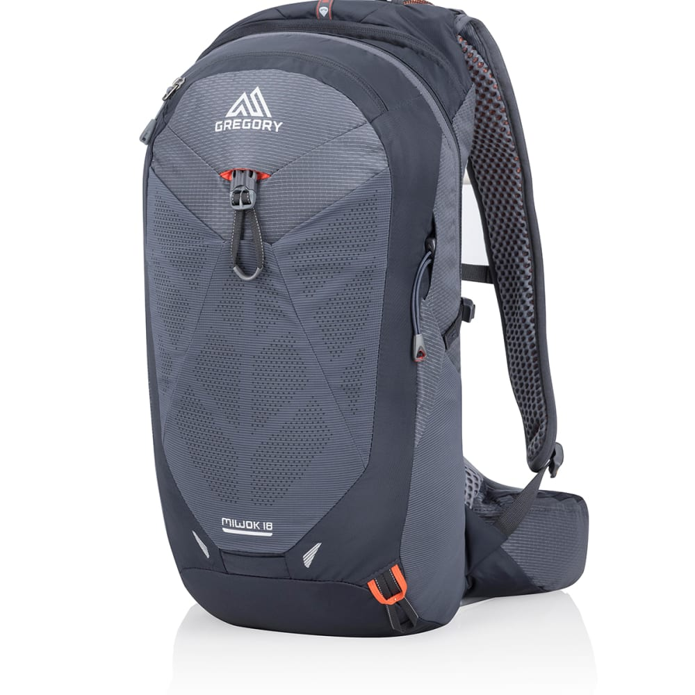 GREGORY Miwok 18 Pack - FLAME BLACK