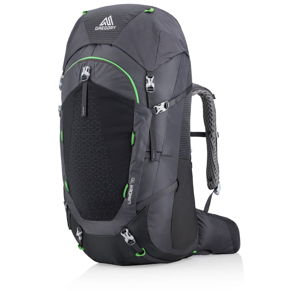 GREGORY Wander 70 Pack - SHADOW BLACK