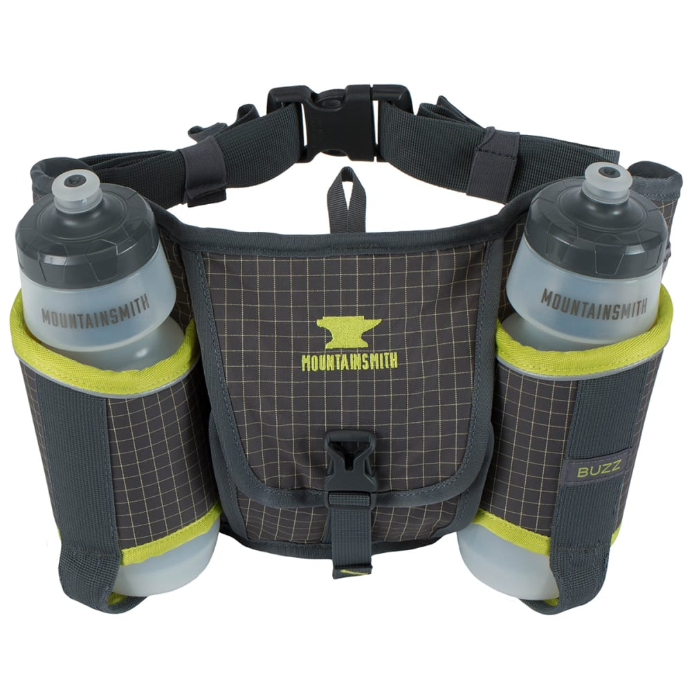 MOUNTAINSMITH Buzz Hydration Pack - STONE GREY