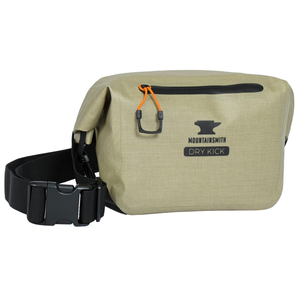 MOUNTAINSMITH Dry Kick Waterproof Lumbar Pack - MOSS GREEN