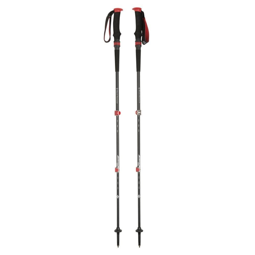 BLACK DIAMOND Trail Pro Shock Trekking Poles - NO COLOR