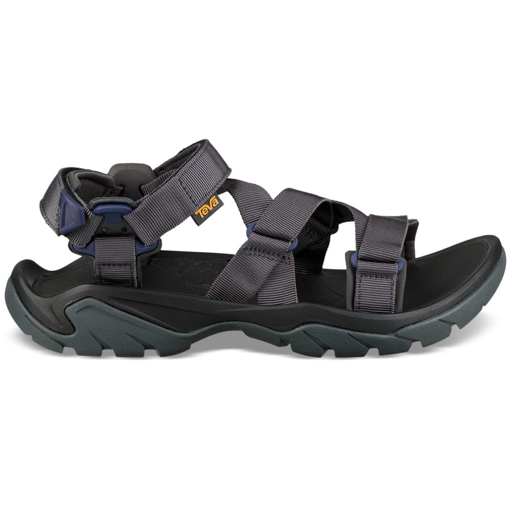 TEVA Men's Terra Fi 5 Sport Sandals - DARK SHADOW-DKSW