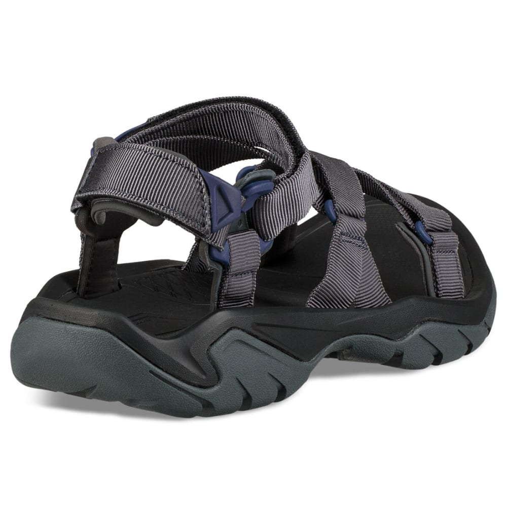 TEVA Men's Terra Fi 5 Sport Sandals - DARK SHADOW-DKSW