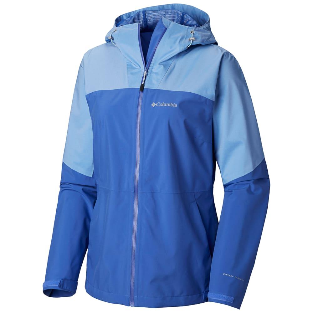 COLUMBIA Women's Evolution Valley II Jacket - ARCTIC BLUE
