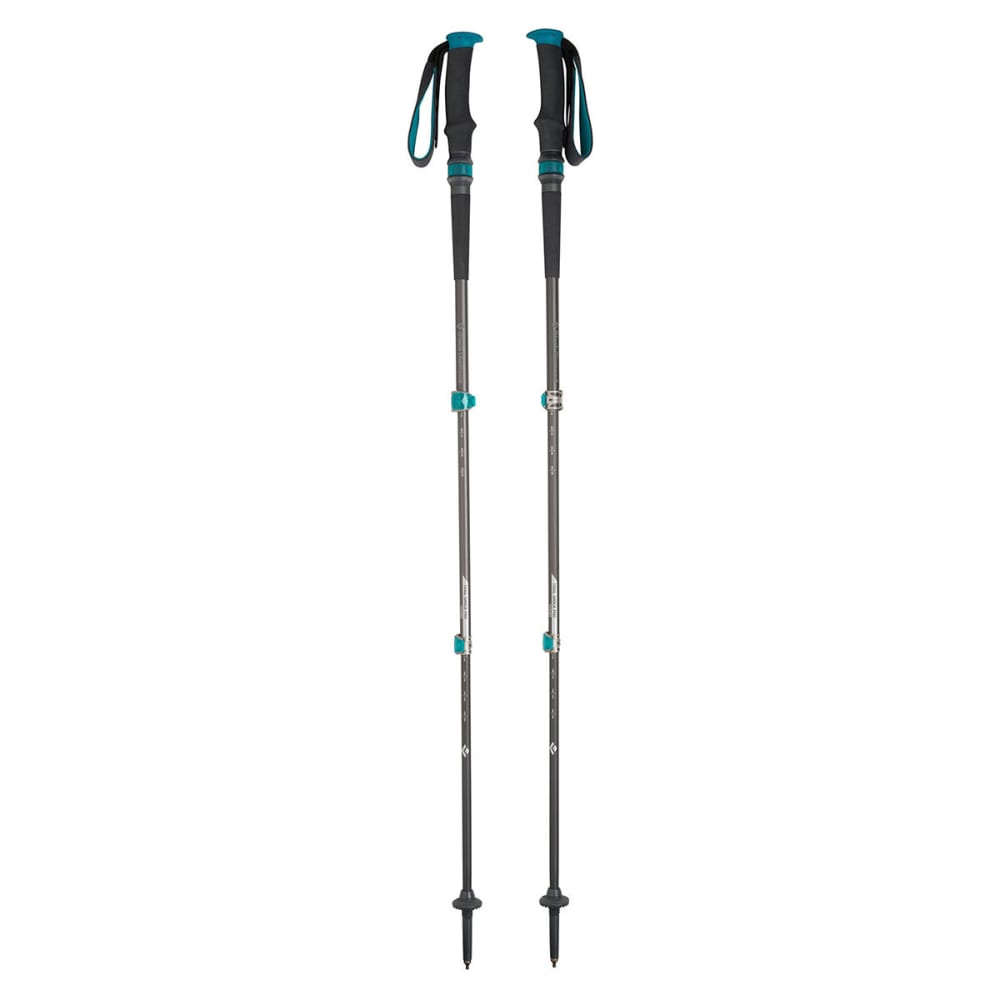 BLACK DIAMOND Women's Trail Pro Shock Trekking Poles - NO COLOR