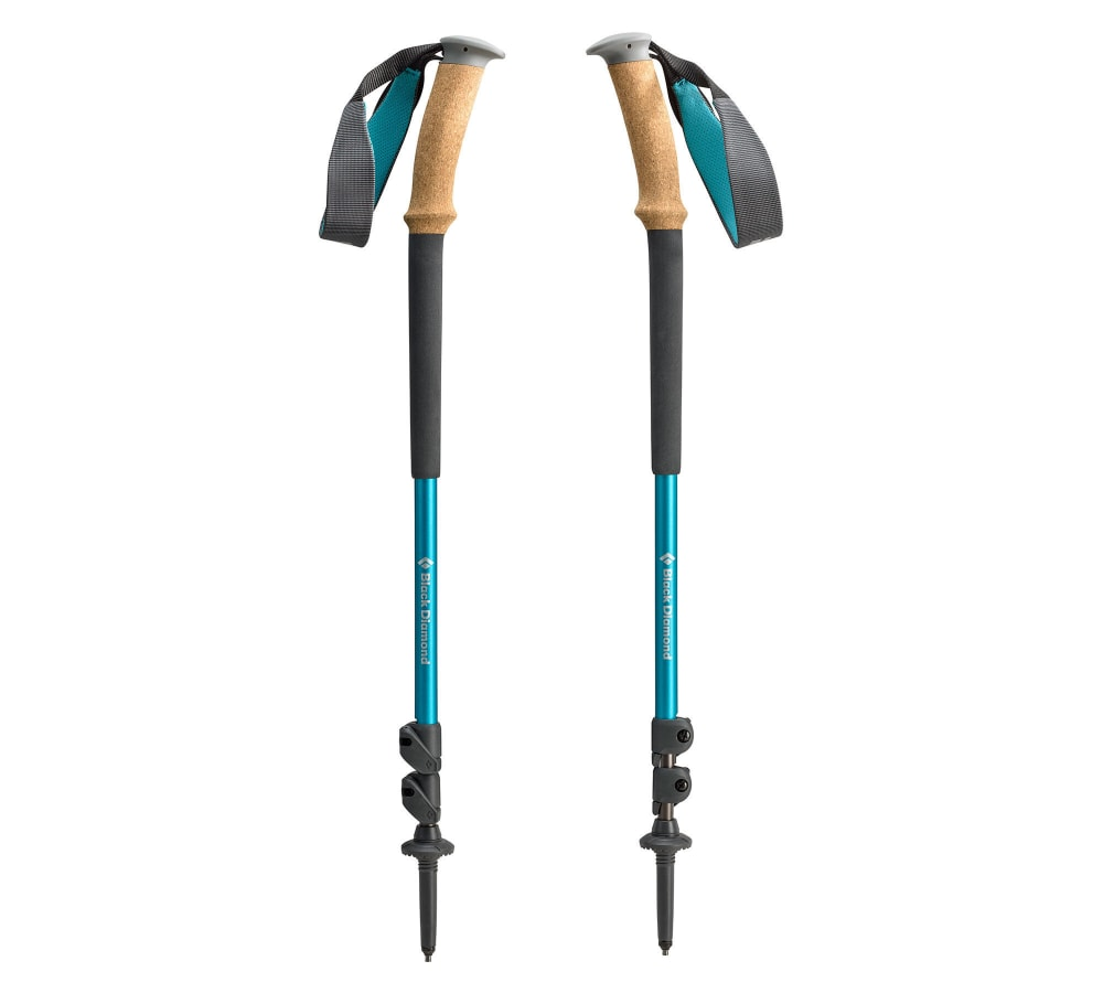 BLACK DIAMOND Women's Trail Ergo Cork Trekking Poles - NO COLOR