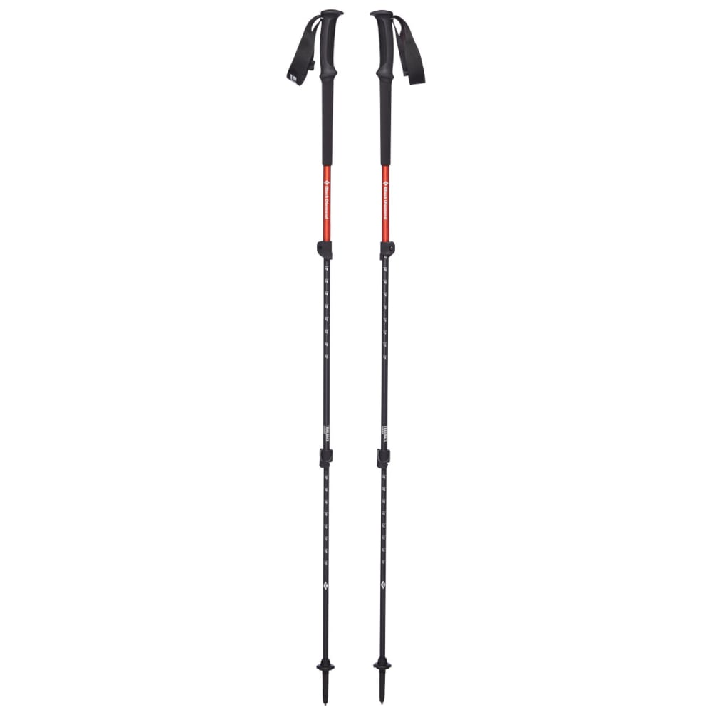 BLACK DIAMOND Trail Back Trekking Poles - PICANTE