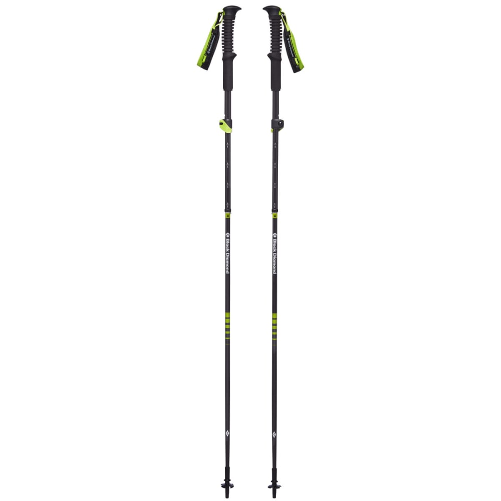 BLACK DIAMOND Distance Carbon AR Trekking Poles NO SIZE