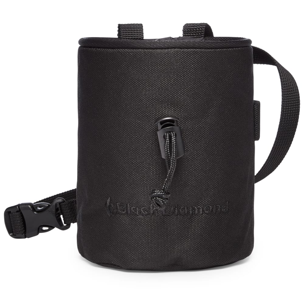 BLACK DIAMOND Mojo Chalk Bag - BLACK