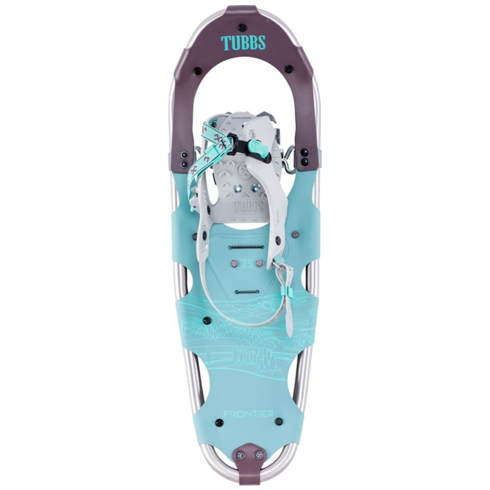 TUBBS Women's Frontier 21 Snowshoes - NO COLOR