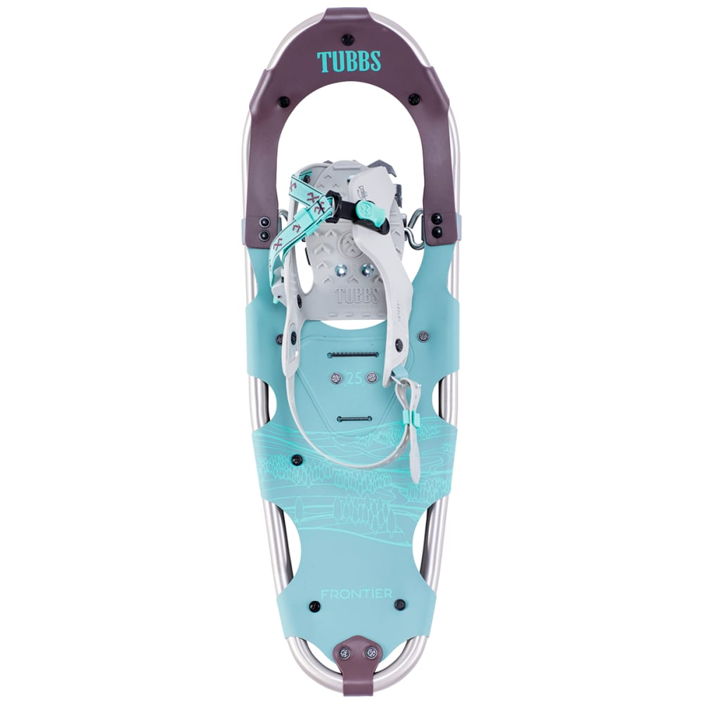 TUBBS Women's Frontier 25 Snowshoes - NO COLOR