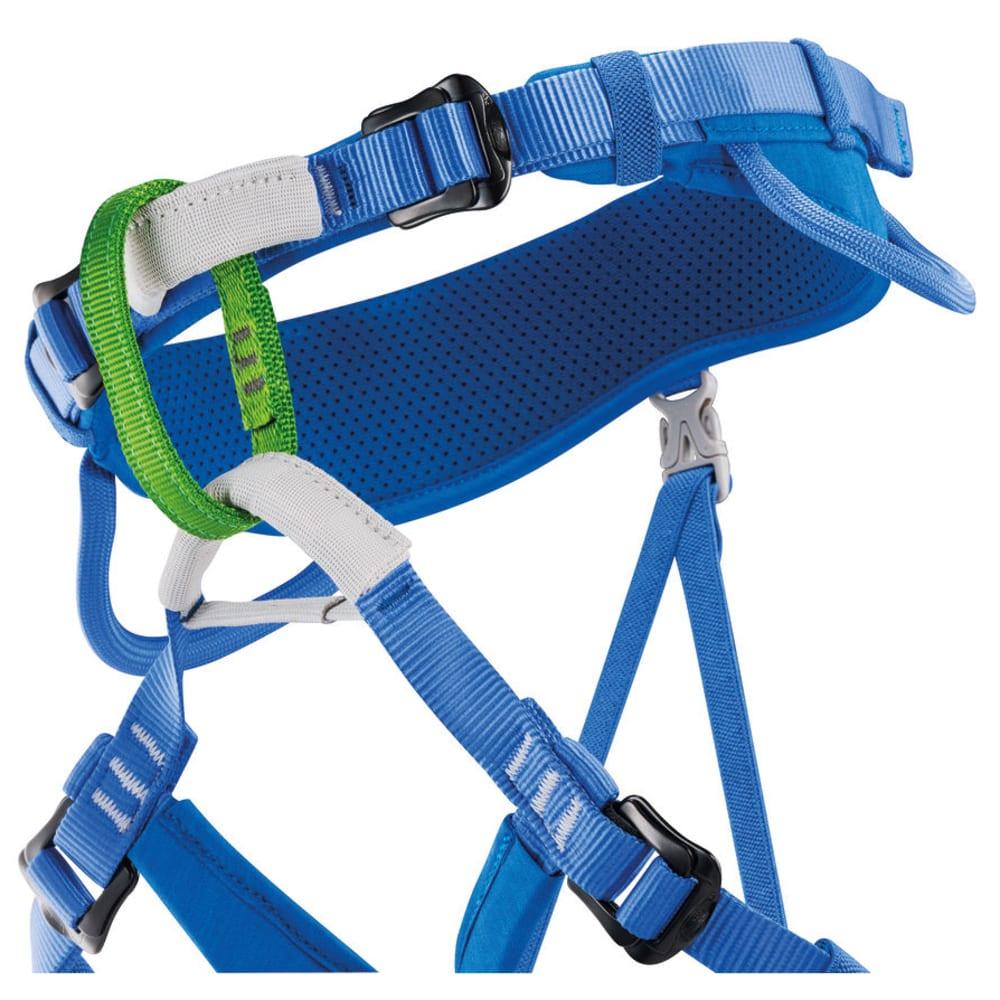PETZL Kids' Macchu Seat Climbing Harness - BLUE
