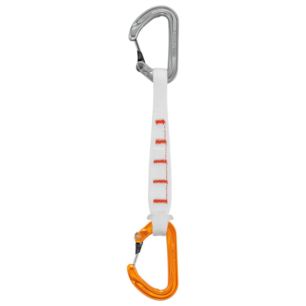 PETZL Ange Finesse Quickdraw, S/S 17cm - NO COLOR