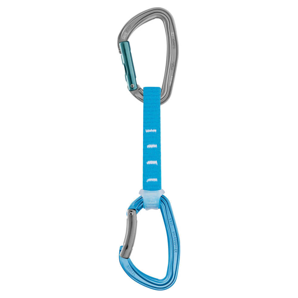 PETZL DJINN AXESS Quickdraw, 12cm - BLUE