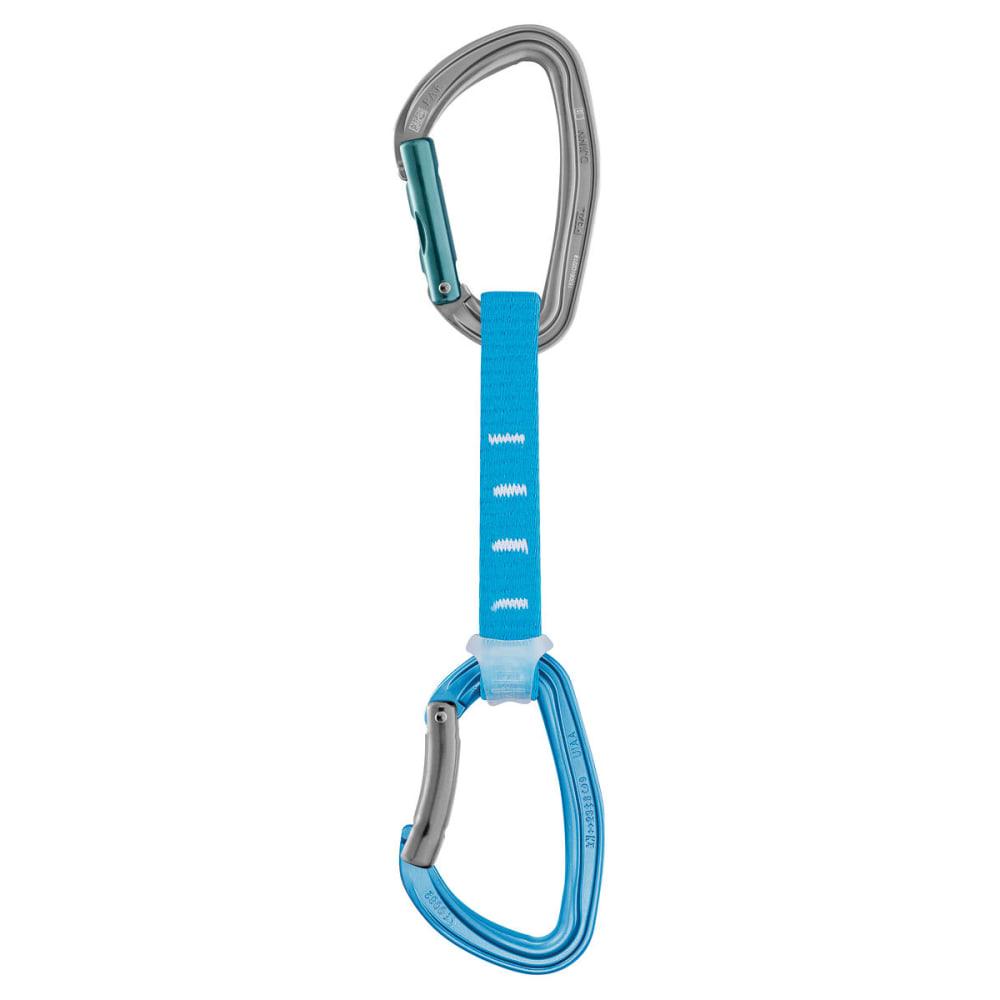 PETZL DJINN AXESS Quickdraw, 12cm - BLUE