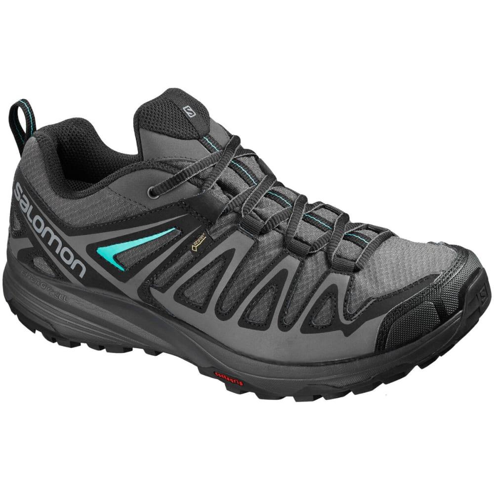 SALOMON Women's X Crest Low Hiking Shoes 6