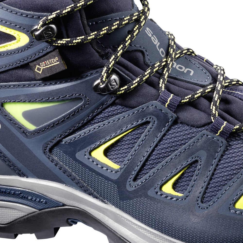 lowest price 68ab4 0d9a3 SALOMON Women's X Ultra 3 Mid GTX Hiking Boots, Wide