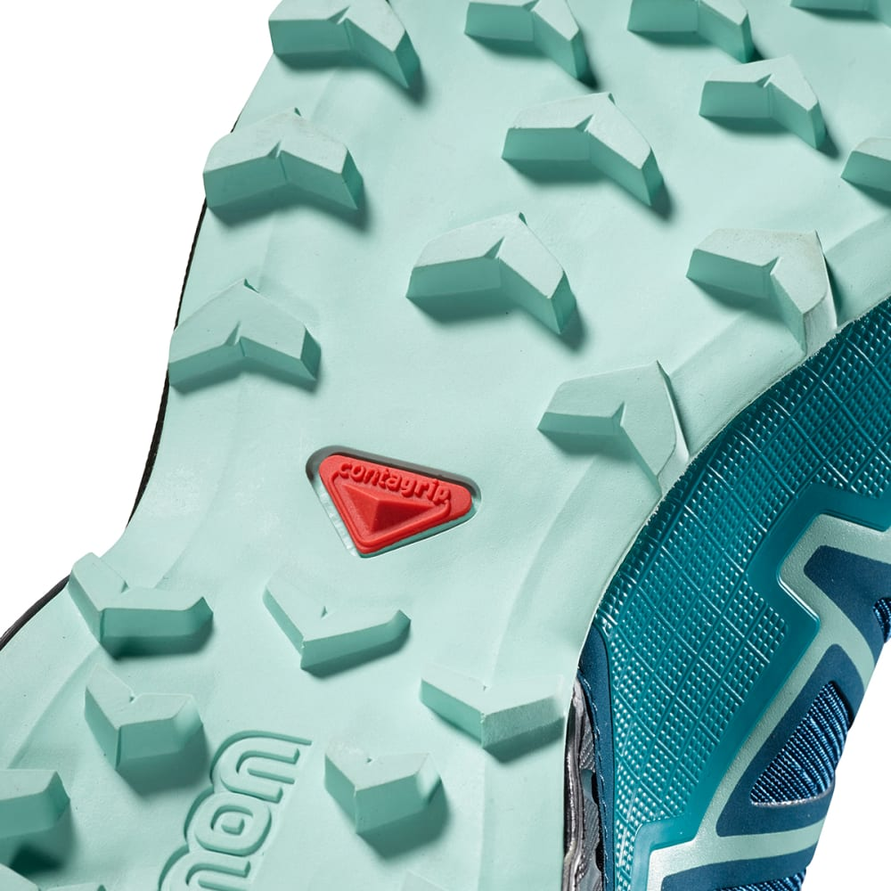 salomon womens speedcross 4 wide trail shoes new