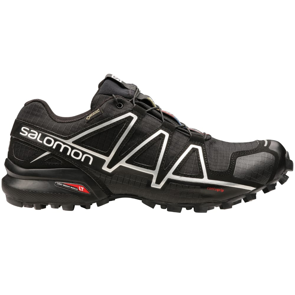 SALOMON Men's Speedcross 4 GTX Trail Running Shoes 8
